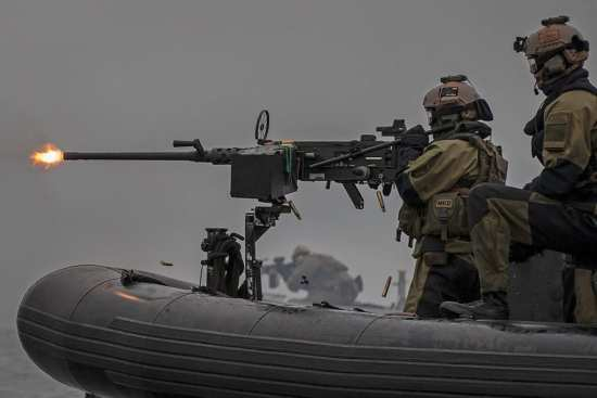 Polish SOF international special operations