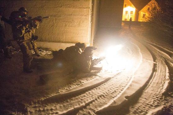 Rangers winter warfare training JMRC Lt. Gen Kenneth E. Tovo