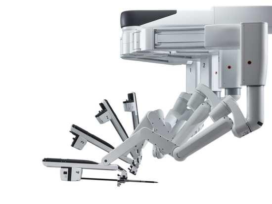 da-vinci-xi-surgical-arms