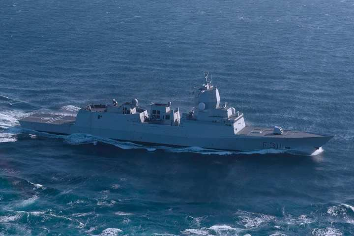 Nansen-class frigate