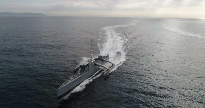 In January 2018, DARPA transitioned the Sea Hunter, a vessel that emerged from its Anti-Submarine Warfare (ASW) Continuous Trail Unmanned Vessel (ACTUV) program, to the Office of Naval Research (ONR). DARPA image