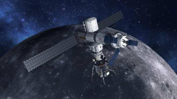 Lunar Lander Gateway