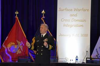 Boxall surface warfare symposium