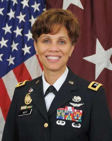 Lt. Gen. Nadja Y. West