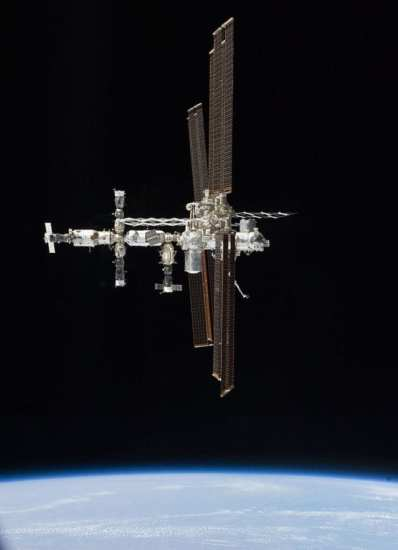 ISS STS-135