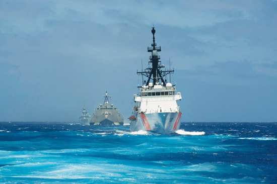 National Security Cutter Stratton