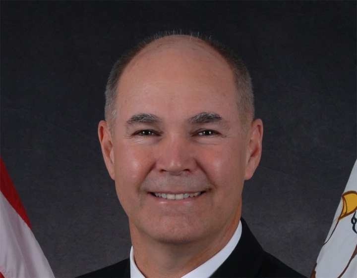 Vice Adm. Richard Hunt
