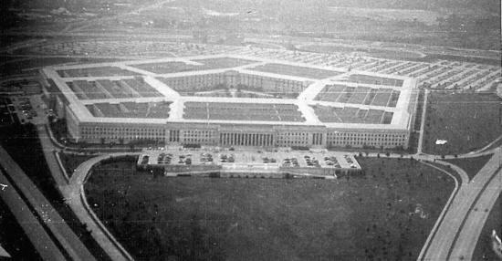The Pentagon, 1950.