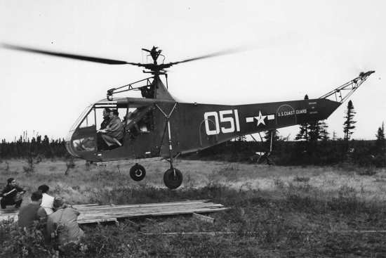 HNS-1 Newfoundland crash