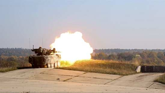 Stryker Live Fire Exercise | Video