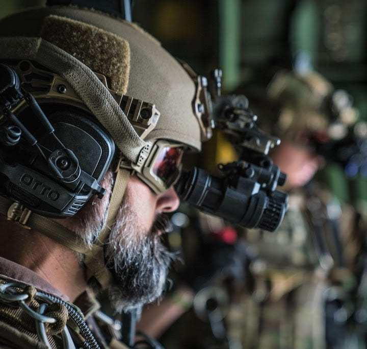 The NoizeBarrier™ TAC is the industry's first fully modular tactical communications headset featuring industry-leading hearing protection and 360˚ advanced situational awareness to enhance decision making in a tactical environment.