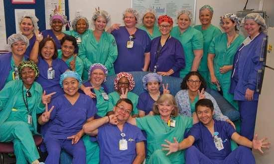 VA Nursing Staff