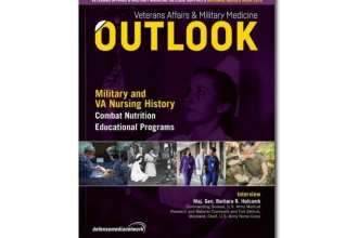 Veterans Affairs & Military Medicine Outlook 2019 Spring Edition Cover Image