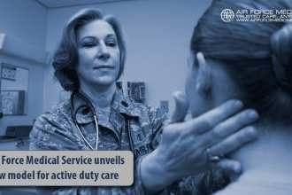 In an effort to return more Airmen to duty quicker, this summer Air Force is rolling out a new medical model to help restore the overall readiness of our military.