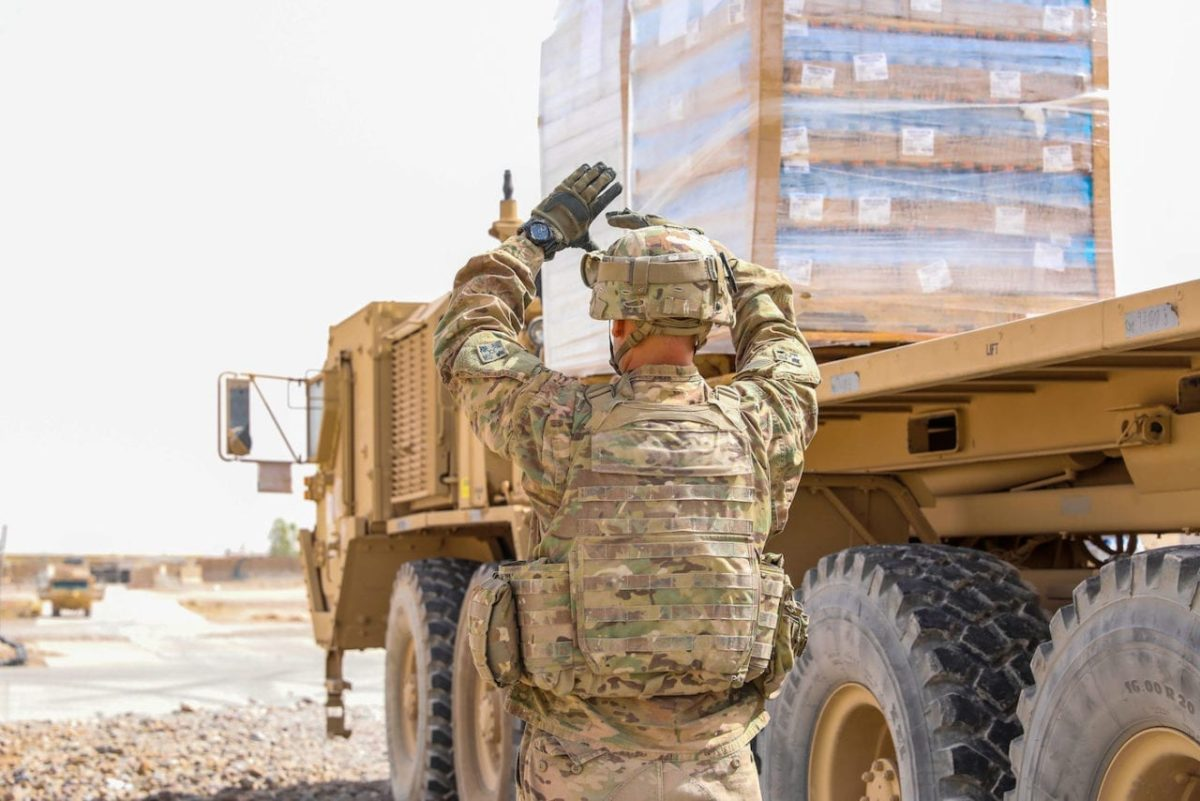 Army Research Developing Near Real Time Military Logistics