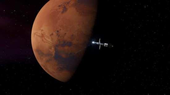 Orion Mars