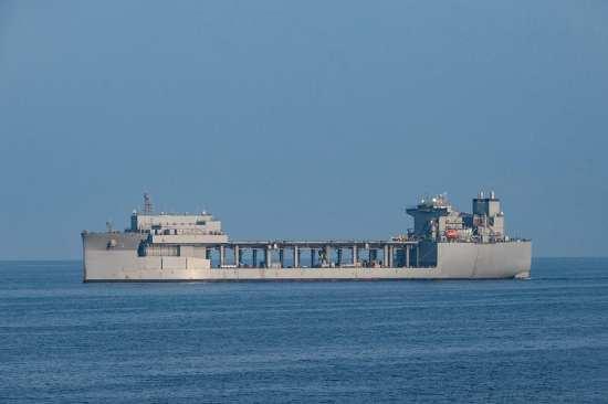 Puller in Strait of Hormuz