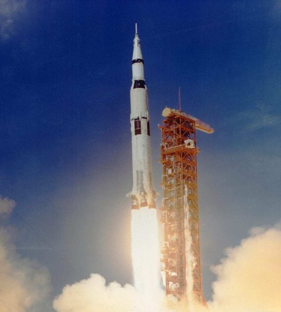 Saturn V Apollo 11