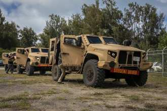 USMC JLTV