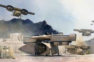 ARL Uber Research Development R&D Military technology