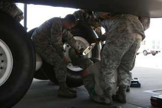 Air Force New Tire Tool
