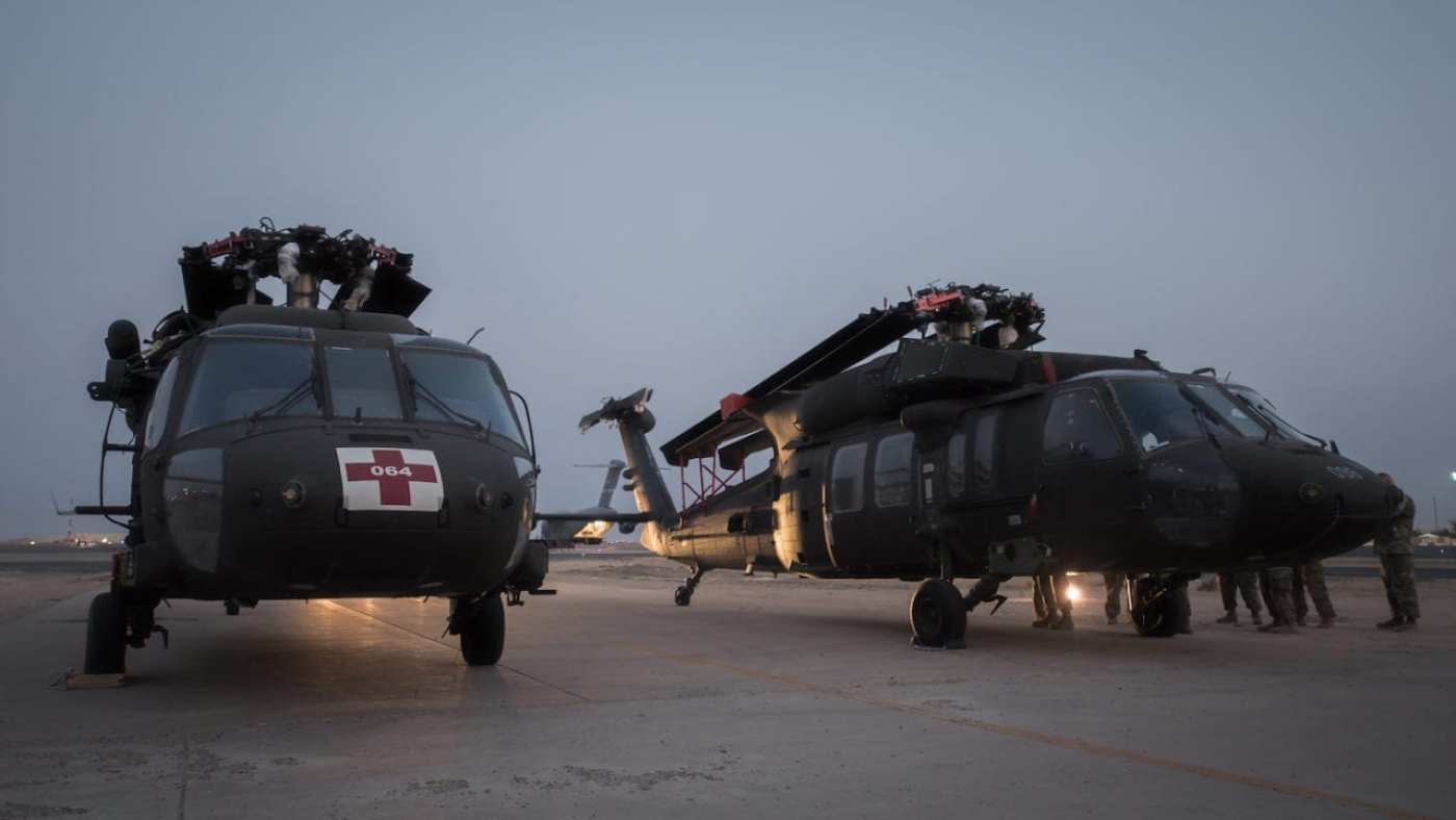 UH-60 Black Hawk Inspections