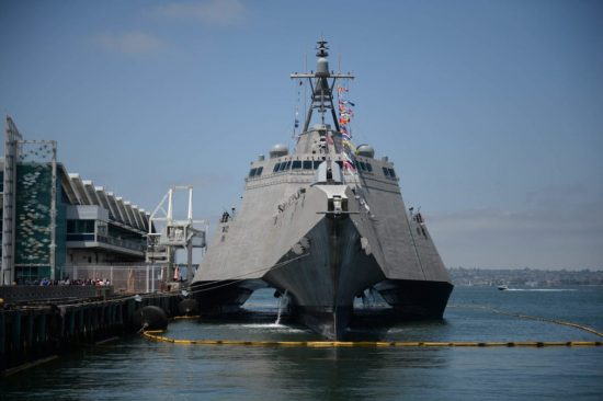 USS Gabrielle Giffords (LCS 10)