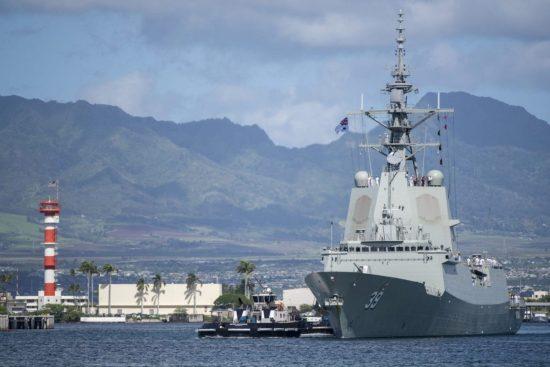 Royal Australian Navy's New Ships