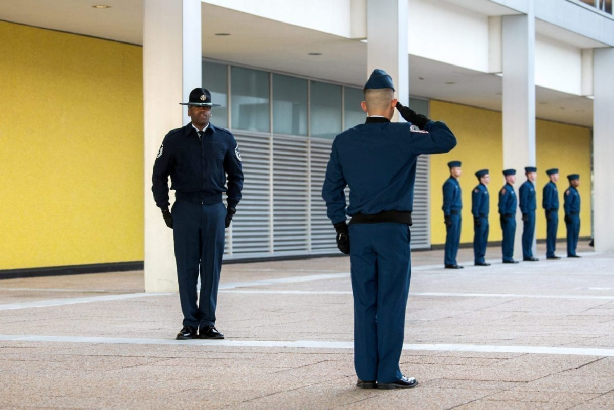 Air Force Academy Training Education Instructor