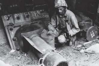 Marine Iwo Jima