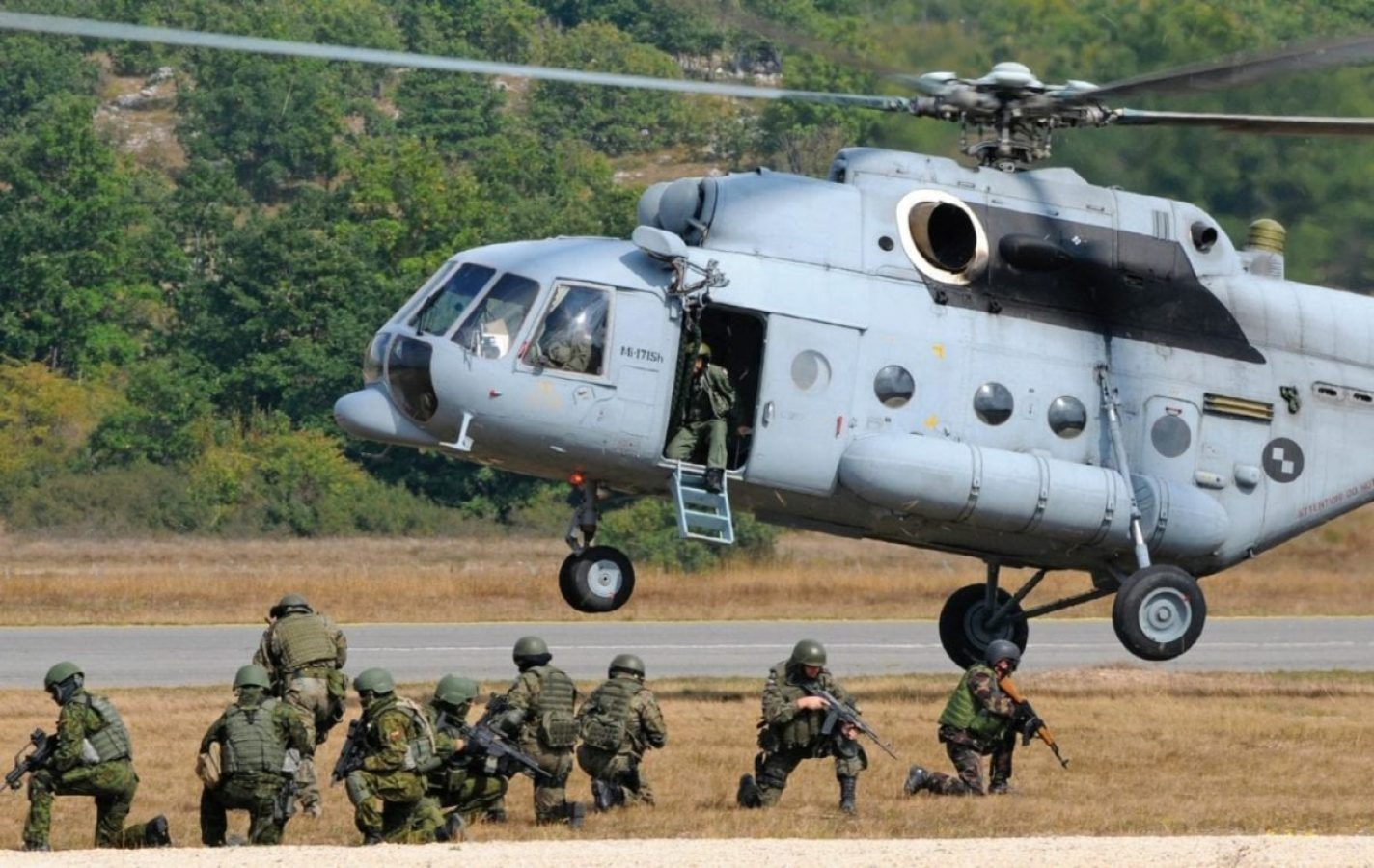 MSAP training special operations air task units