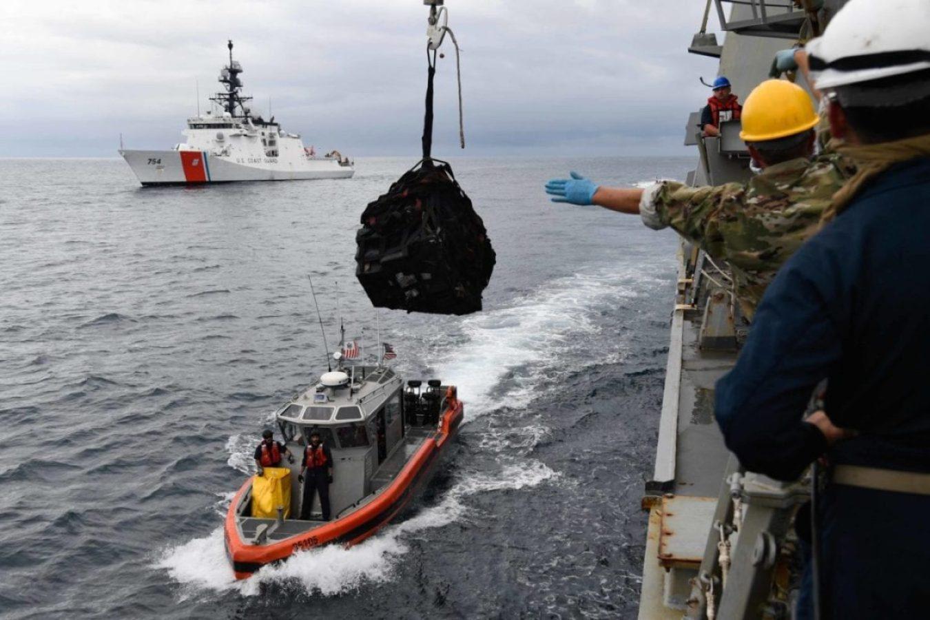U*SCG and Navy Drug Interdiction