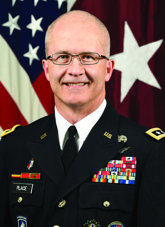 Army Lieutenant General Ronald J. Place, MD