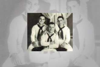 The Defense POW/MIA Accounting Agency (DPAA) announced today that brothers, Navy Fireman 1st Class Malcolm J. Barber, 22, Navy Fireman 1st Class Leroy K. Barber, 21, and Navy Fireman 2nd Class Randolph H. Barber, 19, of New London, Wisconsin, killed during World War II, were accounted for on June 10, 2021.
