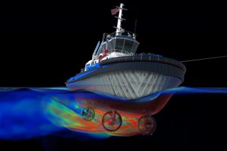 The Advanced Rotortug® (ART), is designed to escort vessels and offshore assets at the Port of Corpus Christi. It will be the first commercial vessel in U.S. history to be produced using only 3D models in design and construction for all structures.
