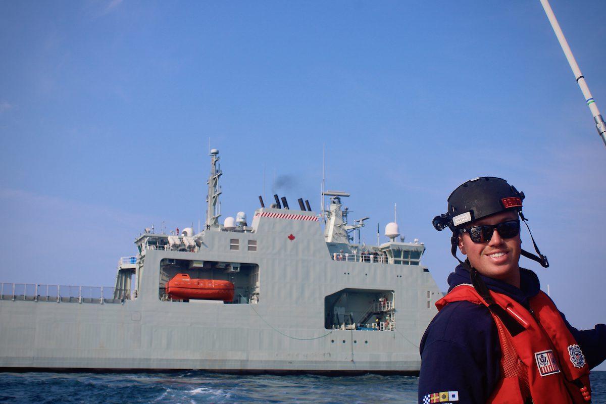USCGC Richard Snyder