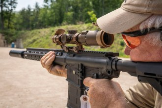 SIG SAUER Tango6T was selected USSOCOM Squad-Variable Powered Scope