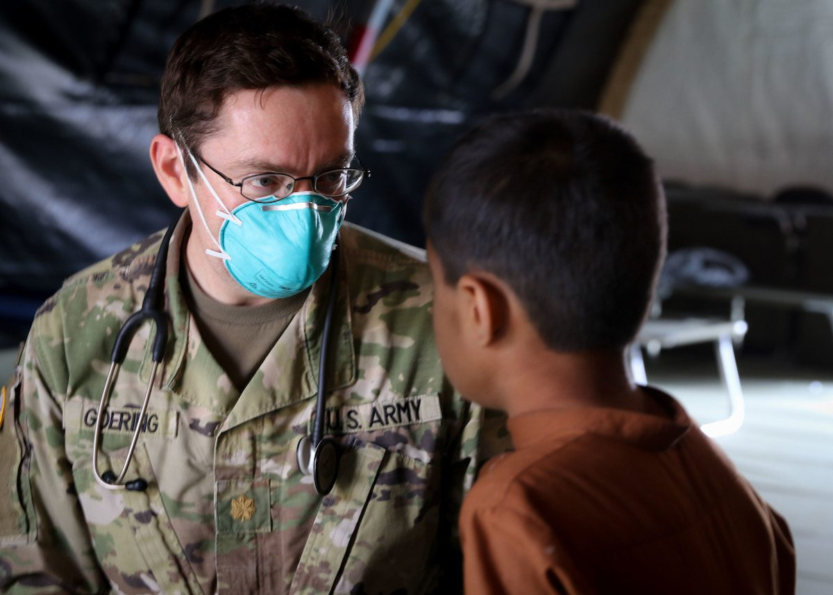 us army ramstein operation allied refuge medical care