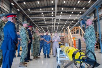 U.S. Navy Bahrain Unmannded Systems