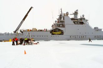 KV Svalbard, DC-based power systems