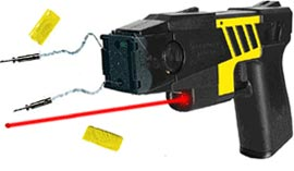 Image result for taser