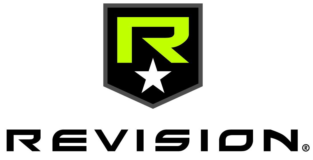 Image result for Revision Military Logo