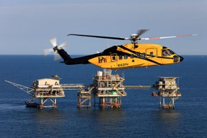 Sikorsky S-92 in offshore oil service