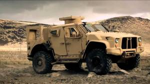 Oshkosh's Joint Light Tactical Vehicle