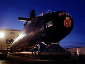 HMS Vengeance SSBN