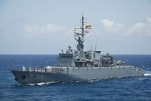FS 1500 Almirante Padilla class