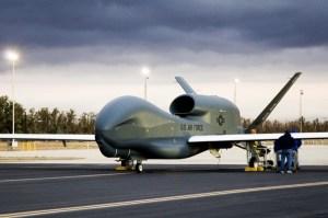 RQ-4B Block 30 Global Hawk (Source: Northrop Grumman)