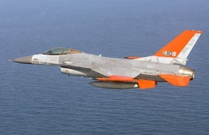 QF-16 Full Scale Aerial Target  (Source: Boeing)