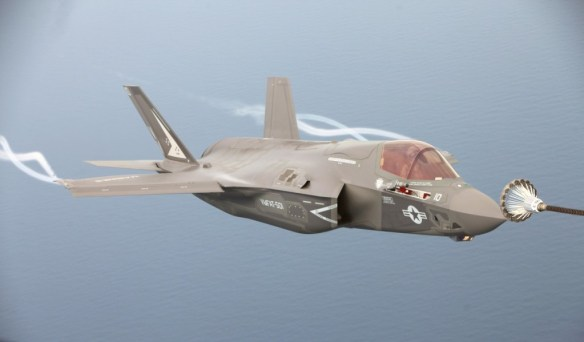 F-35 B (Source: U.S. Marine Corps)