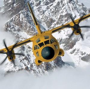 Alenia Aermacchi's C-27J Fixed Wing Search and Rescue (FWSAR) Contender